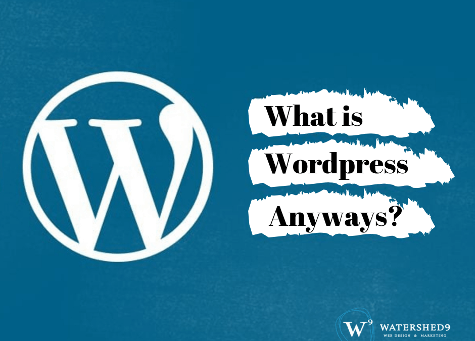What is WordPress, Anyways?