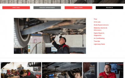 A Page For Every Service