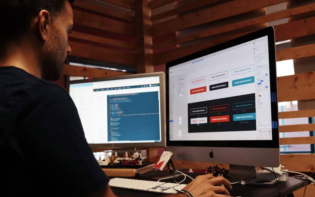 Advantages of Using a Surrey Web Design Company