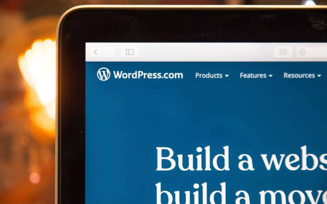 Moving Your Website Into WordPress
